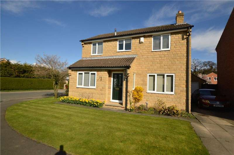 3 Bedrooms Detached House for sale in Woodacre Green, Bardsey, Leeds, West Yorkshire
