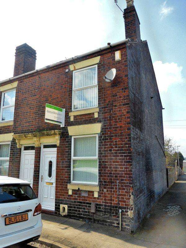 2 Bedrooms Terraced House for sale in Smithpool Road, Stoke-On-Trent