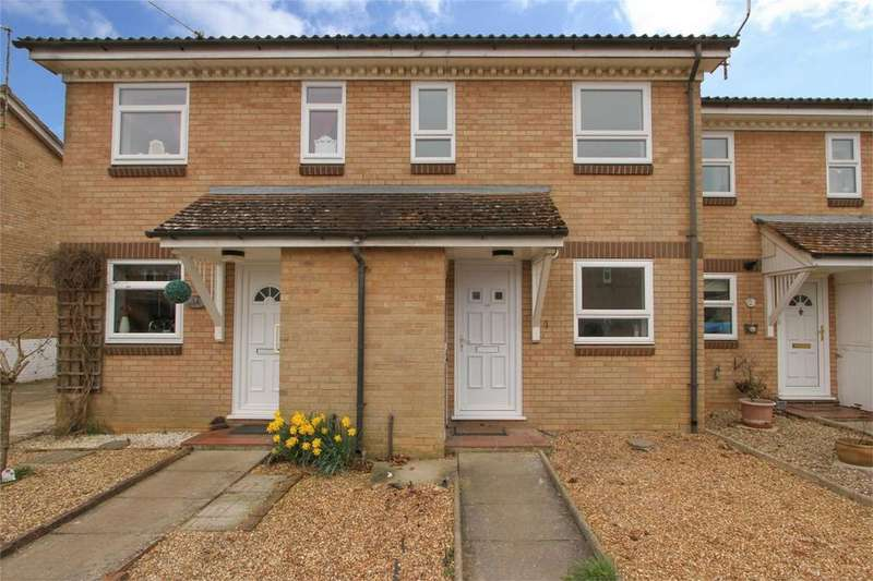 2 Bedrooms Terraced House for sale in Montagu Close, Swaffham, Norfolk
