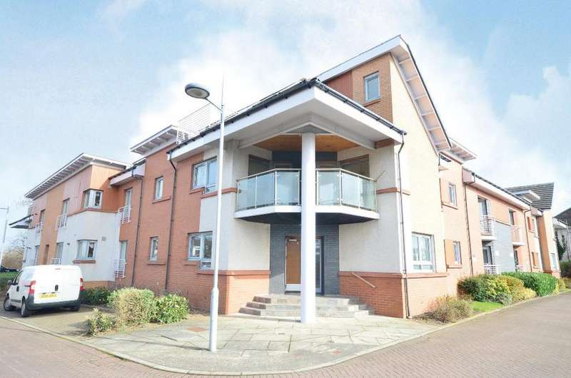 3 Bedrooms Apartment Flat for sale in Townhead Street, Hamilton, South Lanarkshire, Ml3 7BX