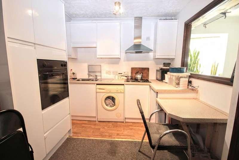 1 Bedroom Maisonette Flat for sale in St James Street, Brighton, BN2