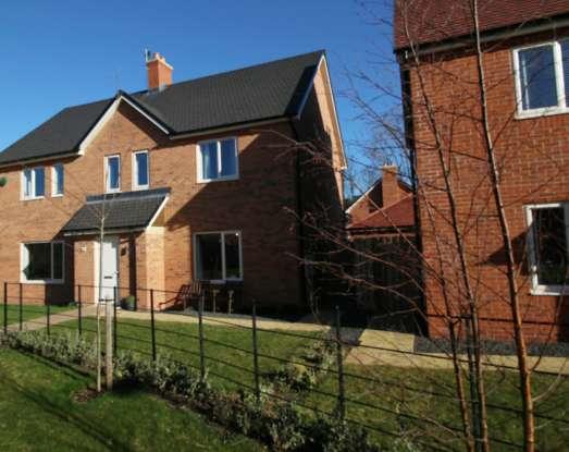 4 Bedrooms Detached House for sale in Eden Walk, Morpeth, Northumberland, NE61 6BP
