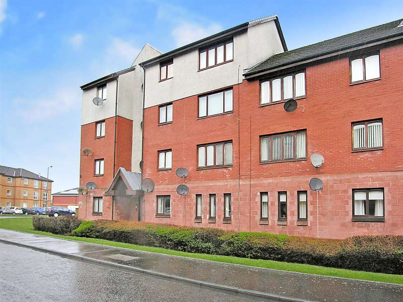 1 Bedroom Flat for sale in Longdales Place, Falkirk