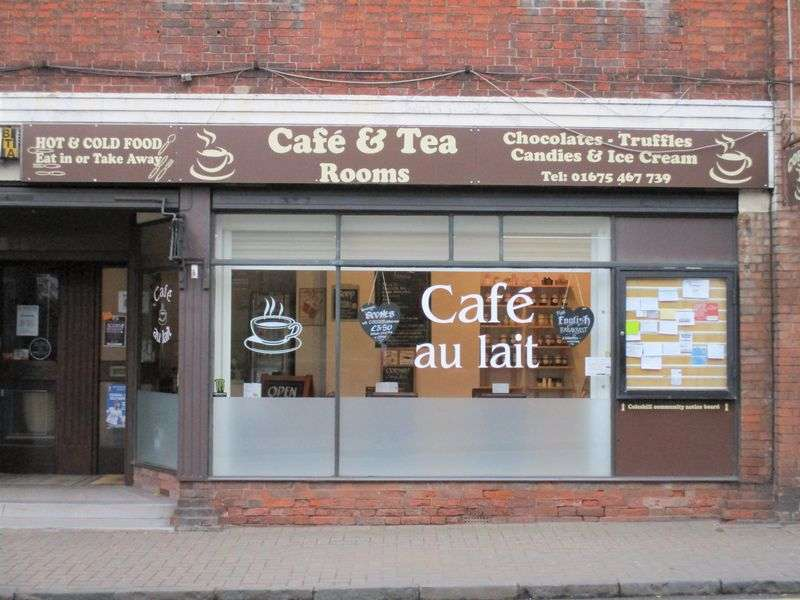 Property for sale in Leasehold cafe / coffee shop