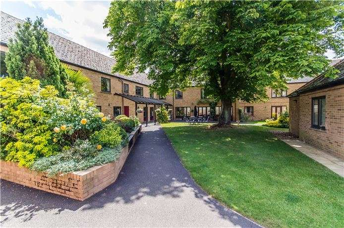 1 Bedroom Retirement Property for sale in Windmill Grange, Histon, Cambridge