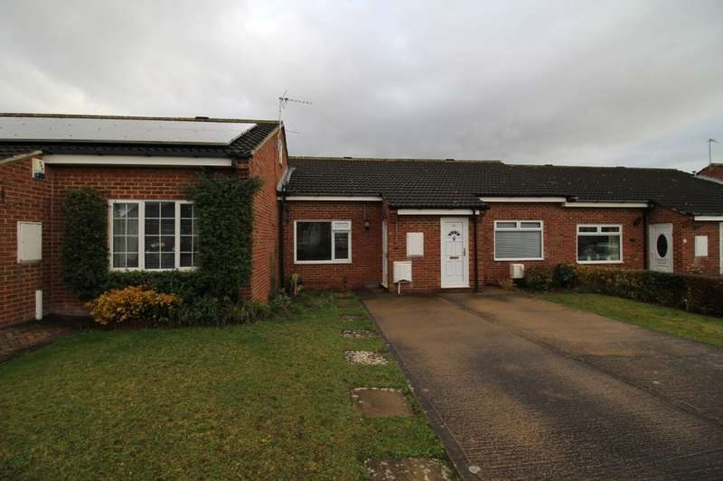 2 Bedrooms Bungalow for sale in Beckwith Road, Yarm, TS15