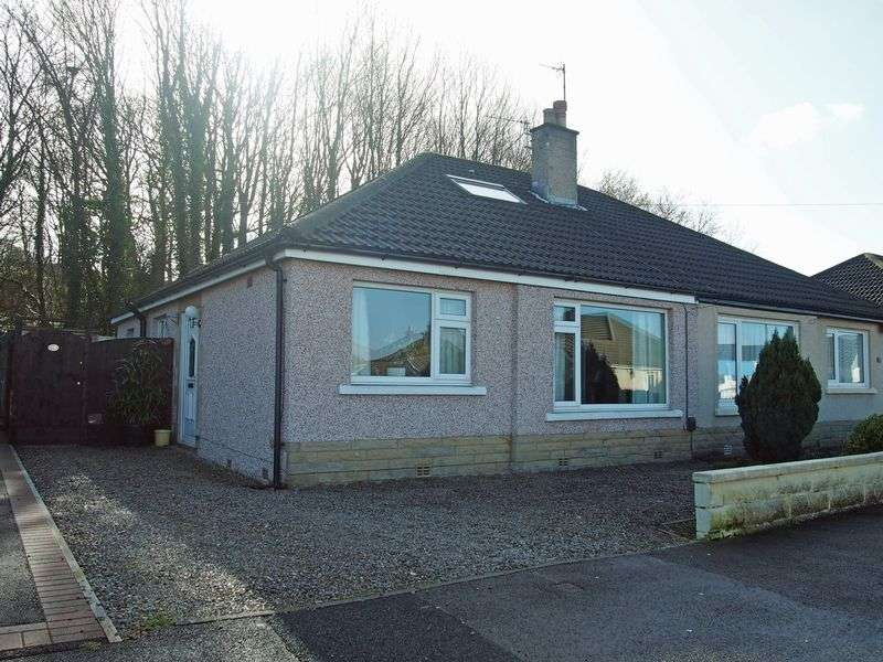 2 Bedrooms Semi Detached Bungalow for sale in Fulwood Drive, Bare, Morecambe