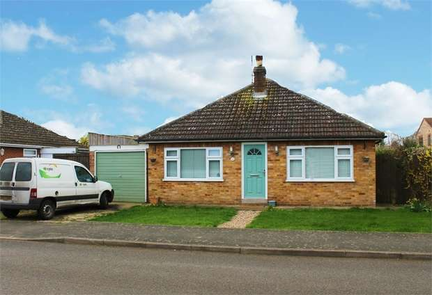 3 Bedrooms Detached Bungalow for sale in Thetford Avenue, Baston, Peterborough, Lincolnshire