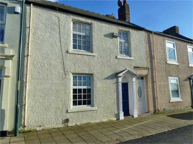 3 Bedrooms Terraced House for sale in Greens Place, South Shields, Tyne and Wear