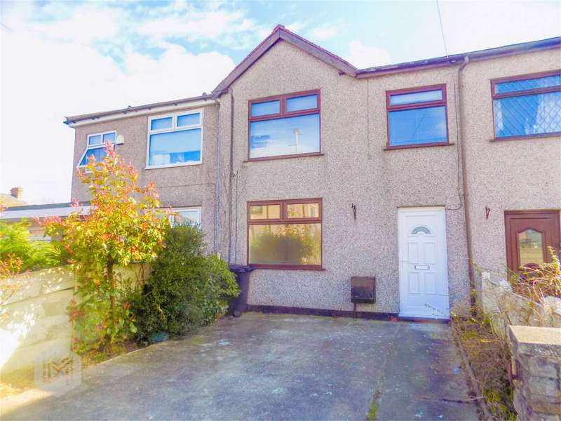 3 Bedrooms Terraced House for sale in Alfred Road, Lowton, Warrington, Lancashire