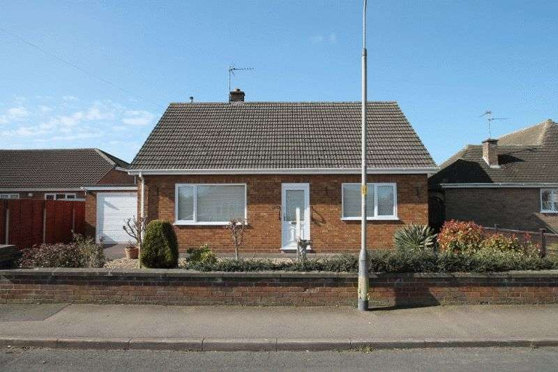 2 Bedrooms Semi Detached Bungalow for sale in Park Lane, Spalding