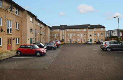 2 Bedrooms Flat for sale in Bramwell Court, Sheffield, South Yorkshire