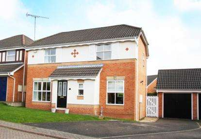 3 Bedrooms Detached House for sale in Bridle Stile Gardens, Mosborough, Sheffield, South Yorkshire