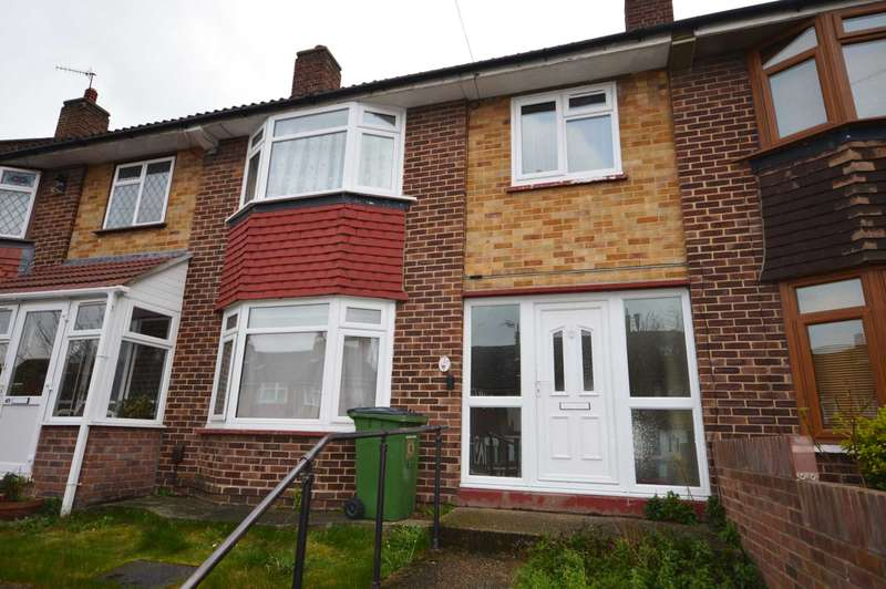 3 Bedrooms House for sale in Openshaw Road, Abbey Wood