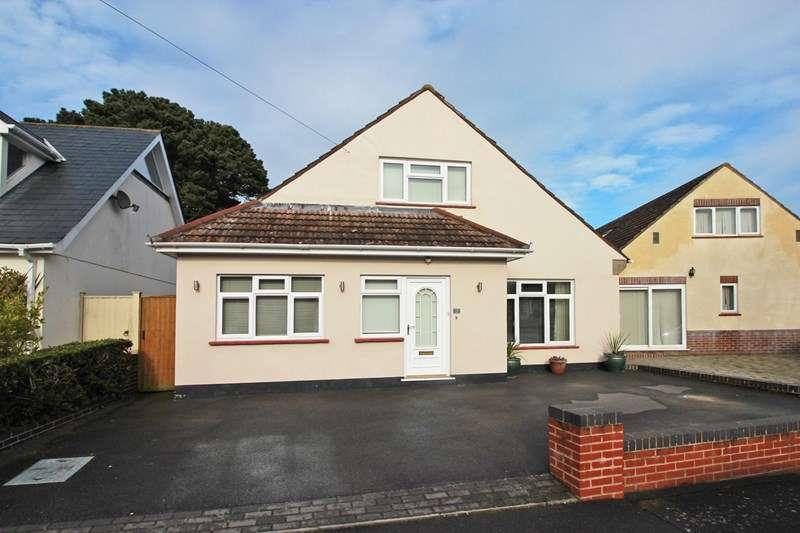 4 Bedrooms Detached Bungalow for sale in Pinehurst Avenue, Mudeford, Christchurch