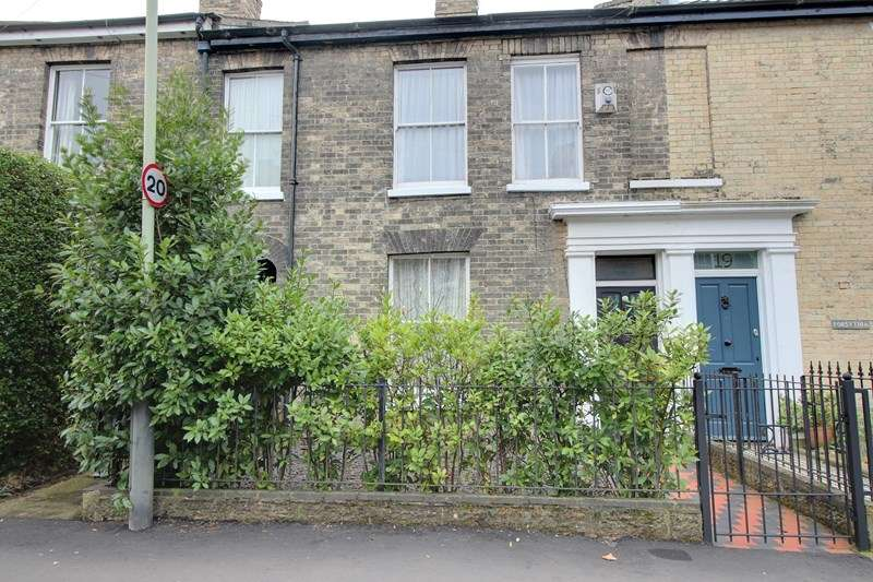 3 Bedrooms Terraced House for sale in Essex Street, Norwich
