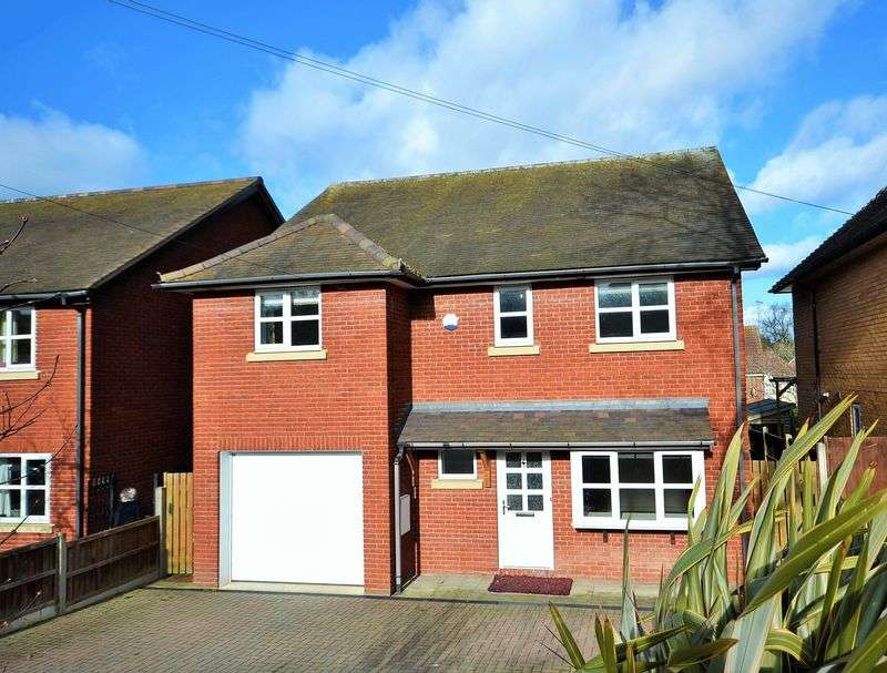 4 Bedrooms Detached House for sale in Bromyard Road, Tenbury Wells