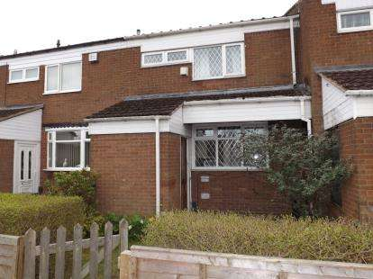 3 Bedrooms Terraced House for sale in Chelmsley Road, Chelmsley Wood, Birmingham, West Midlands