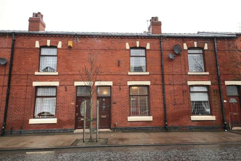 2 Bedrooms Terraced House for sale in Darlington Street East, Wigan