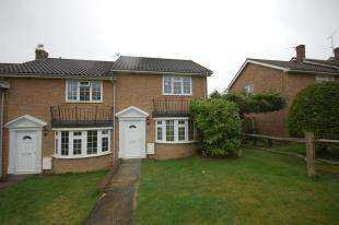 2 Bedrooms End Of Terrace House for sale in Tower Ride, Uckfield, East Sussex