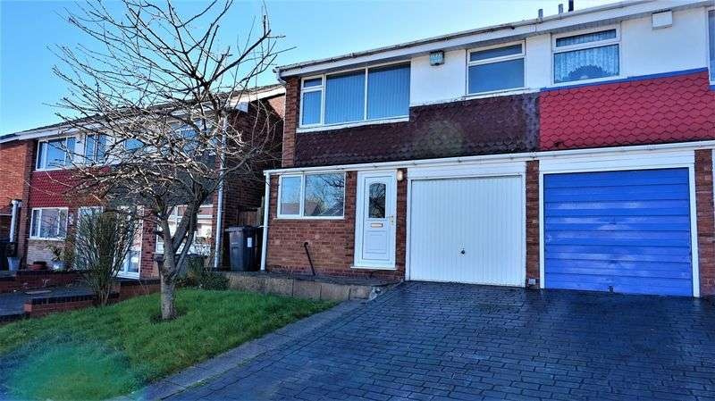 3 Bedrooms Semi Detached House for sale in Ambleside, Bartley Green