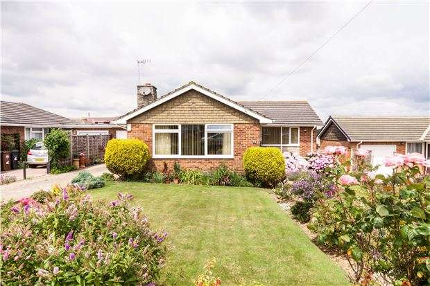 2 Bedrooms Detached Bungalow for sale in Pebsham Lane, BEXHILL-ON-SEA, East Sussex, TN40 2QA