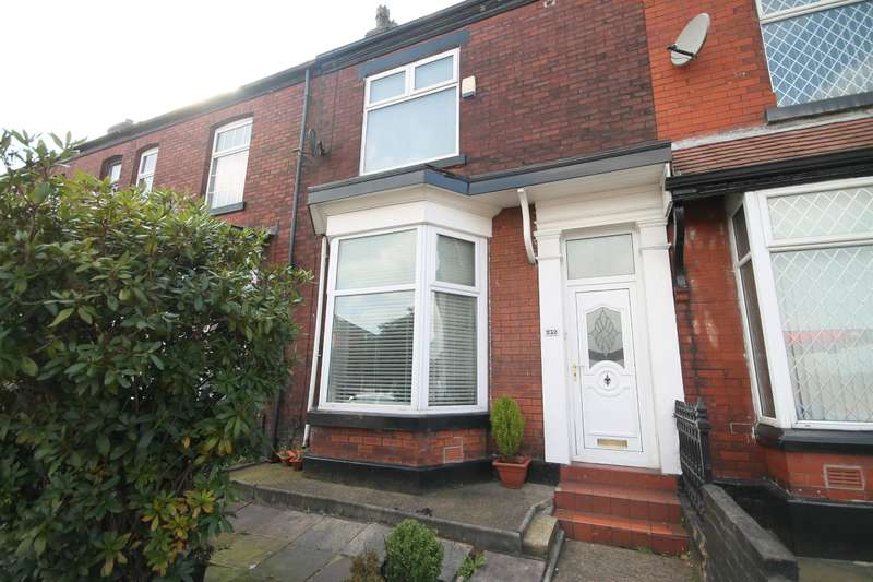 4 Bedrooms Terraced House for sale in Rishton Lane, Great Lever, Bolton, BL3 2EH