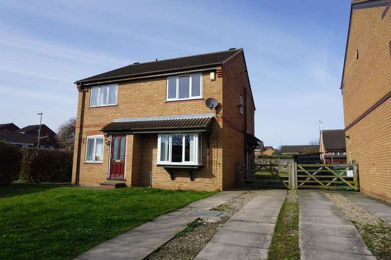 2 Bedrooms Semi Detached House for sale in Nightingale Lane, Crossgates, Scarborough, YO12 4TU