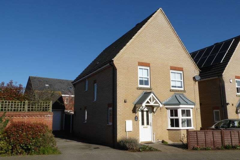 4 Bedrooms Detached House for sale in Purslane Drive, Bicester