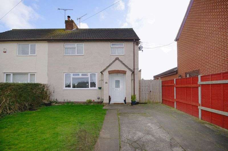 3 Bedrooms Semi Detached House for sale in 10 Mead Road, Chipping Sodbury, Bristol BS37 6DQ