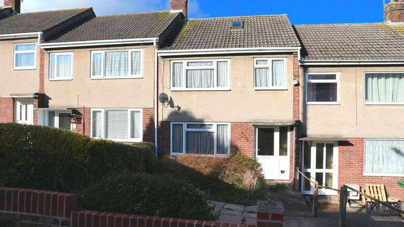 3 Bedrooms Terraced House for sale in Crispin Way, Kingswood, Bristol, BS15 4SH
