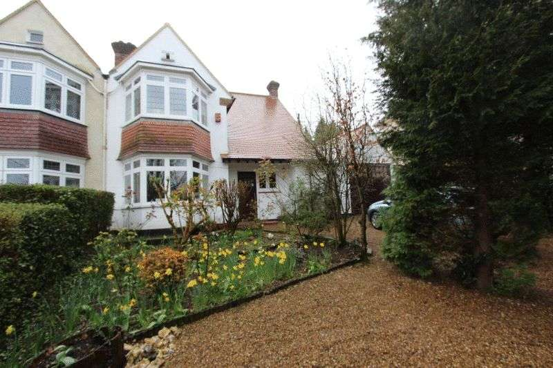 3 Bedrooms Semi Detached House for sale in The Warren, Carshalton Beeches