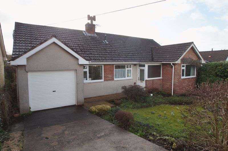 3 Bedrooms Detached Bungalow for sale in Beech Road, Shipham