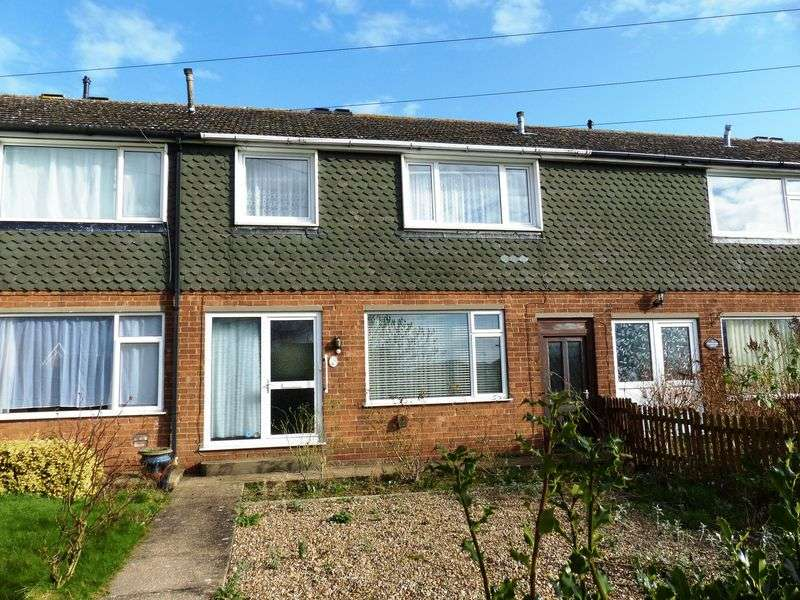 3 Bedrooms Terraced House for sale in Sherwood Drive, Waddington