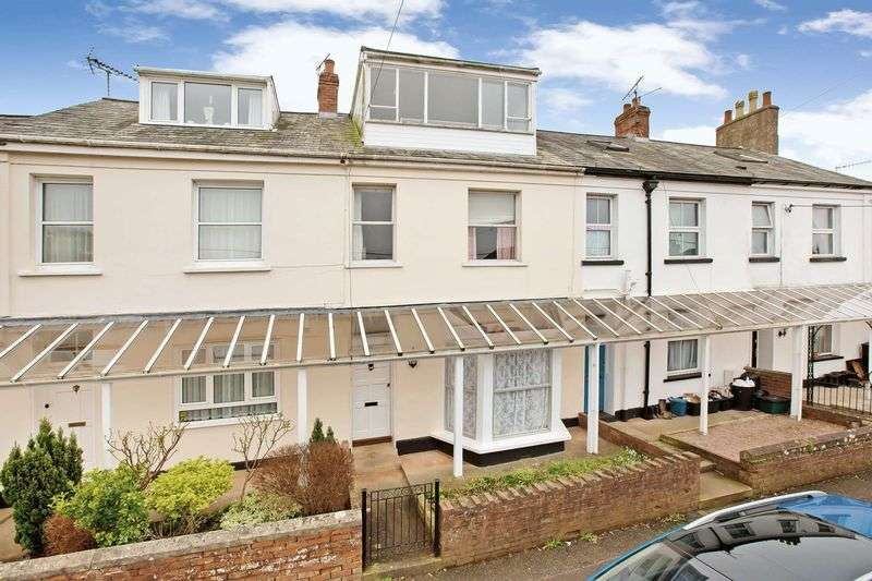 4 Bedrooms Terraced House for sale in Handy Town Centre