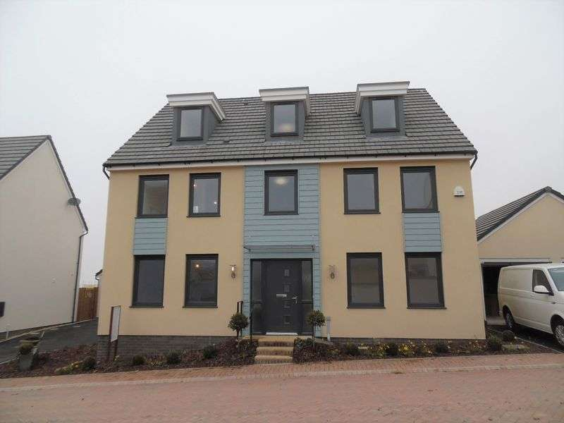5 Bedrooms Detached House for sale in Balshaw Ocean View Ogmore-by-Sea CF32 0PW