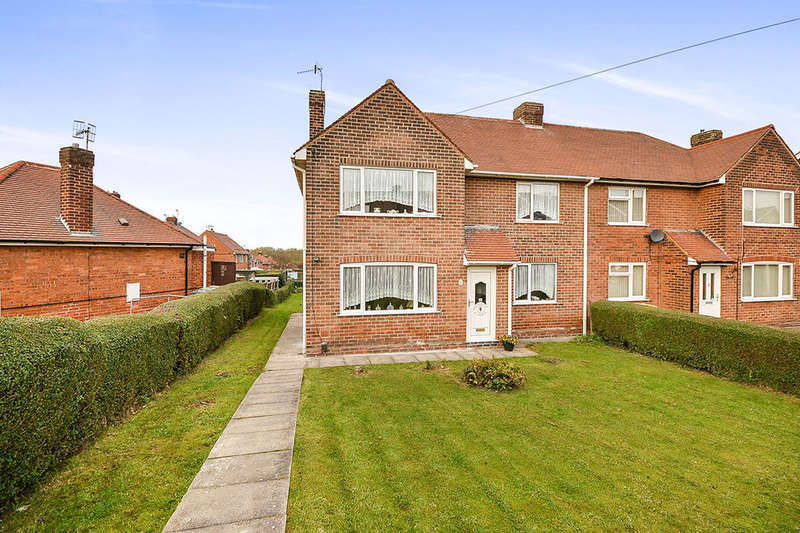 4 Bedrooms Semi Detached House for sale in Metcalf Road, Newthorpe, Nottingham, NG16