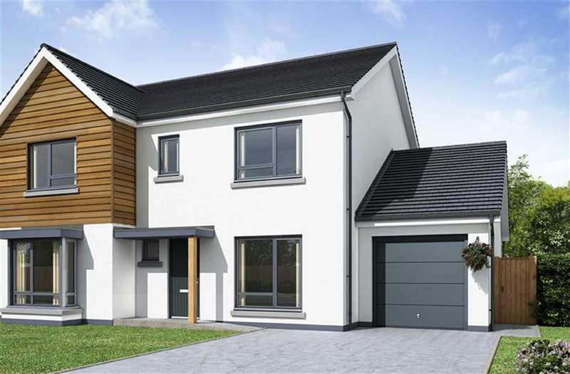 3 Bedrooms Semi Detached House for sale in Ballakilley, Port Erin, Isle of Man