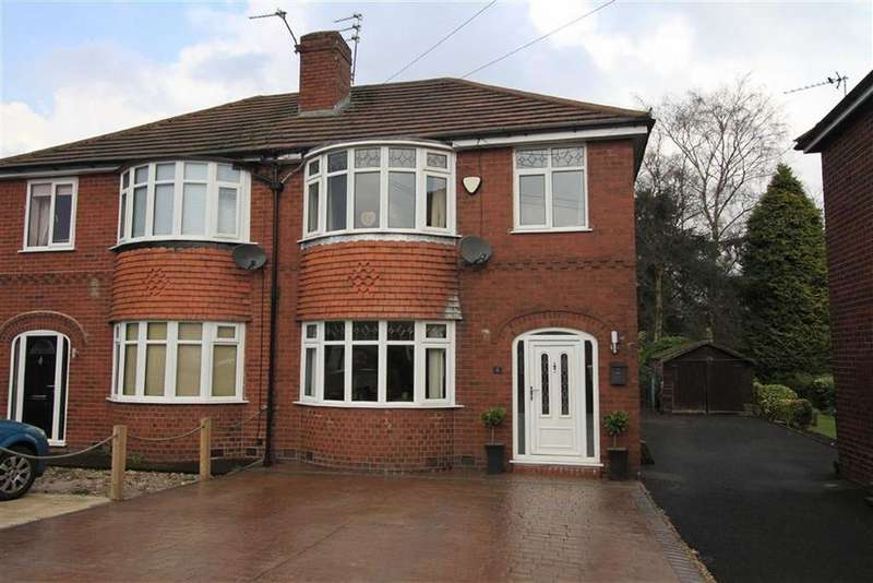 3 Bedrooms Semi Detached House for sale in 6, Saxonholme Road, Castleton, Rochdale, OL11