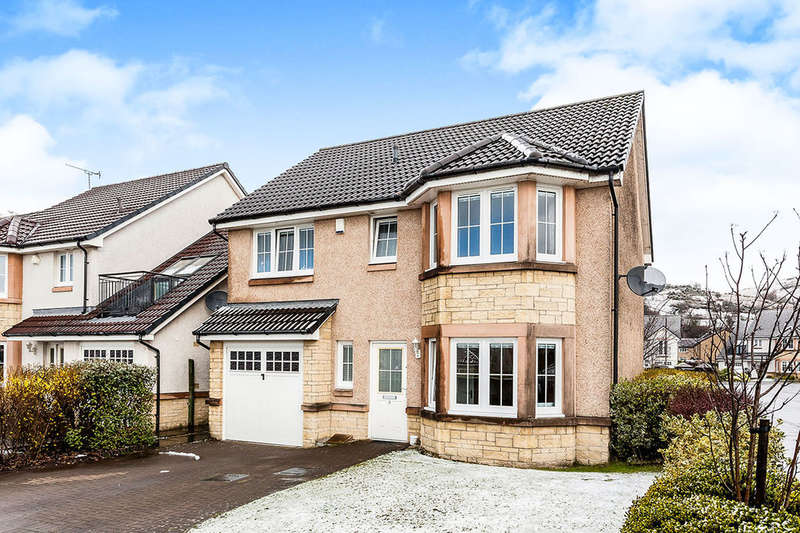 4 Bedrooms Detached House for sale in Pine Crescent, Menstrie, FK11