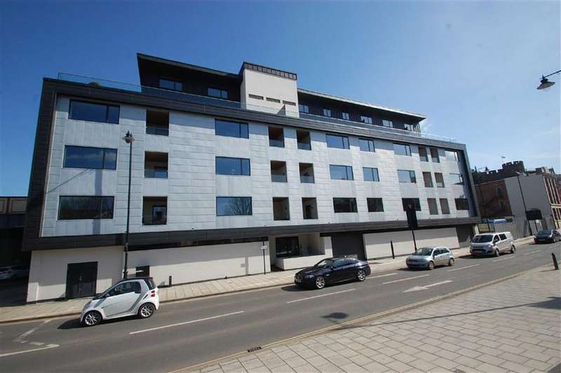 2 Bedrooms Apartment Flat for sale in Cambrian House, Chester Street, Shrewsbury
