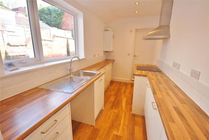 3 Bedrooms Terraced House for sale in Bernard Street, Lincoln, LN2