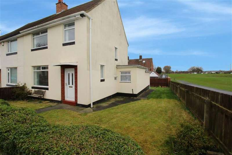 3 Bedrooms Semi Detached House for sale in Altan Place, Newcastle-upon-Tyne