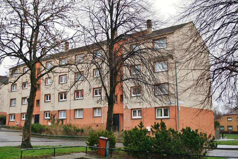 2 Bedrooms Flat for sale in 1/7 Dumbryden Grove, Wester Hailes, Edinburgh EH14 2PQ