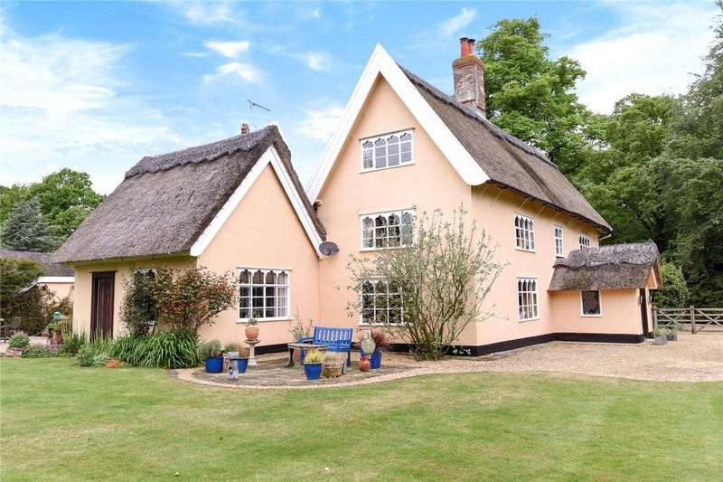 5 Bedrooms Detached House for sale in Snow Street, Roydon, Diss, Norfolk