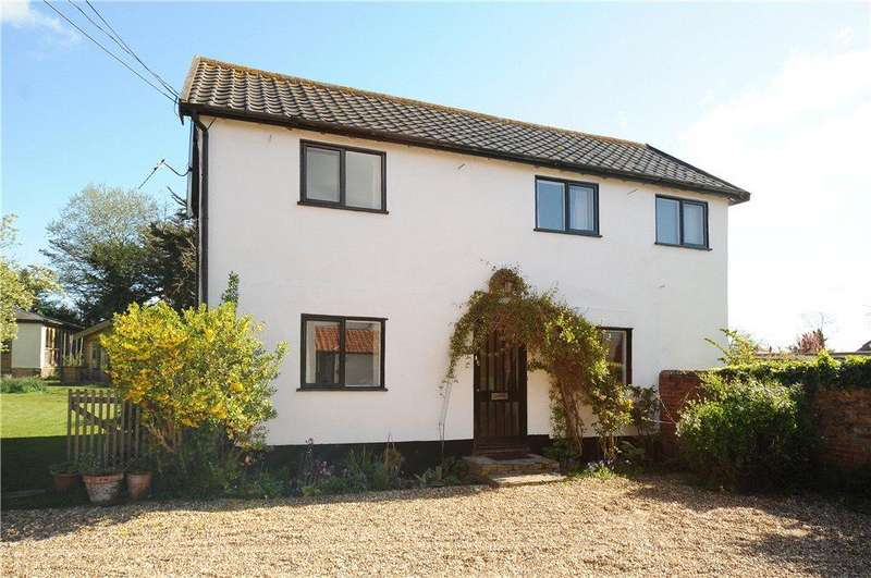 6 Bedrooms Detached House for sale in Crossing Road, Palgrave, Diss, Norfolk