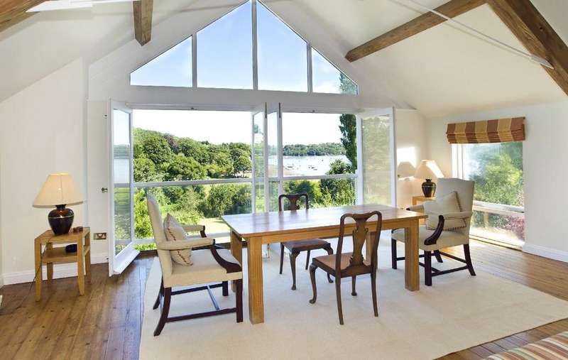 6 Bedrooms Detached House for sale in The Lane, Dittisham, Dartmouth, Devon, TQ6