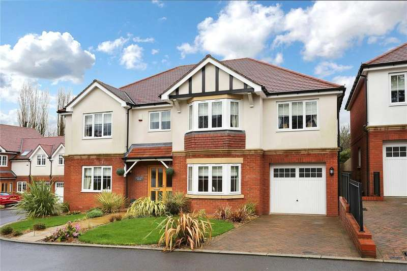 5 Bedrooms Detached House for sale in Abbot Close, Kirby Muxloe