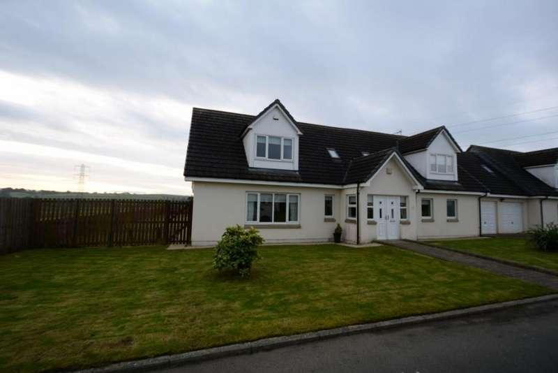 4 Bedrooms Villa House for sale in 1 Lintseedridge, Dalry, KA24 5JU