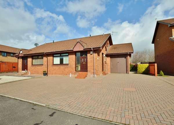 2 Bedrooms Semi Detached Bungalow for sale in 22 St. Marys Place, Saltcoats, KA21 5NY
